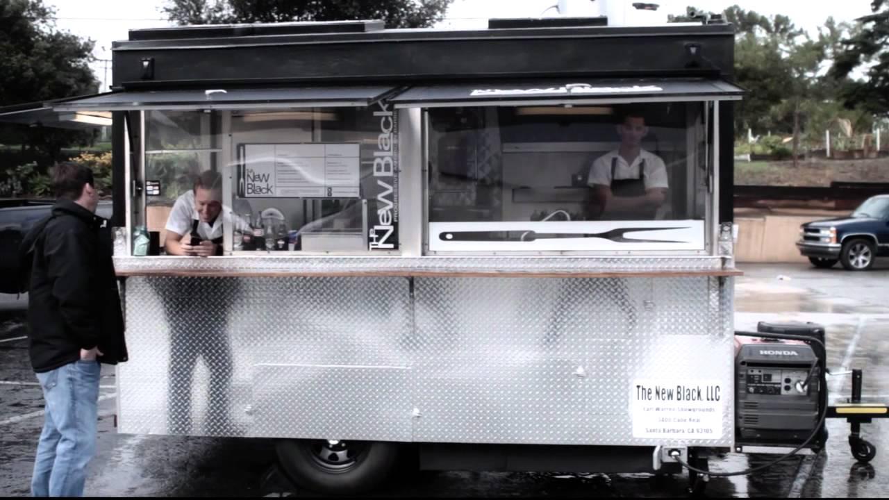 Bbq Food Truck Santa Barbara