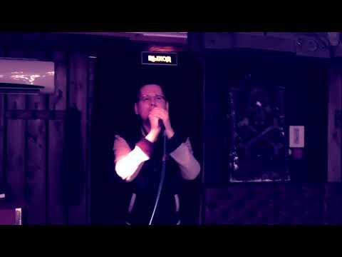 "Pumpkin Priest - Tell No Tales (TNT Cover) [Live @ Karaoke Bar ""Poison"" 14/12/2017]"