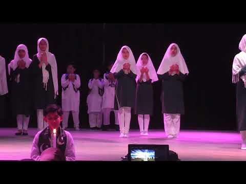 Pakistan Independence Day Celebration organised by Zainabiyyah Youth Belgium Part 2