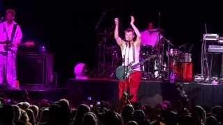 Nick Carter--So Far Away / Larger Than Life / Fresh / Just One Kiss--Live @ CNE Toronto 2012-08-19