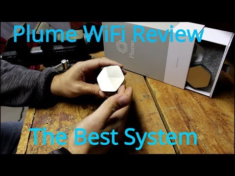Plume Wifi Review First Adaptive WiFi System!