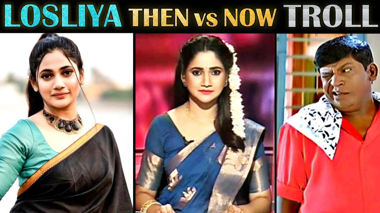 Losliya THEN vs NOW Troll | லாஸ்லியா'வா இது? | Photoshoot | Tamil | Social Media | Rakesh & Jeni 2.0