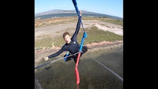 16 Year Old Clement Huot Jumps 23m on Naish Pivot