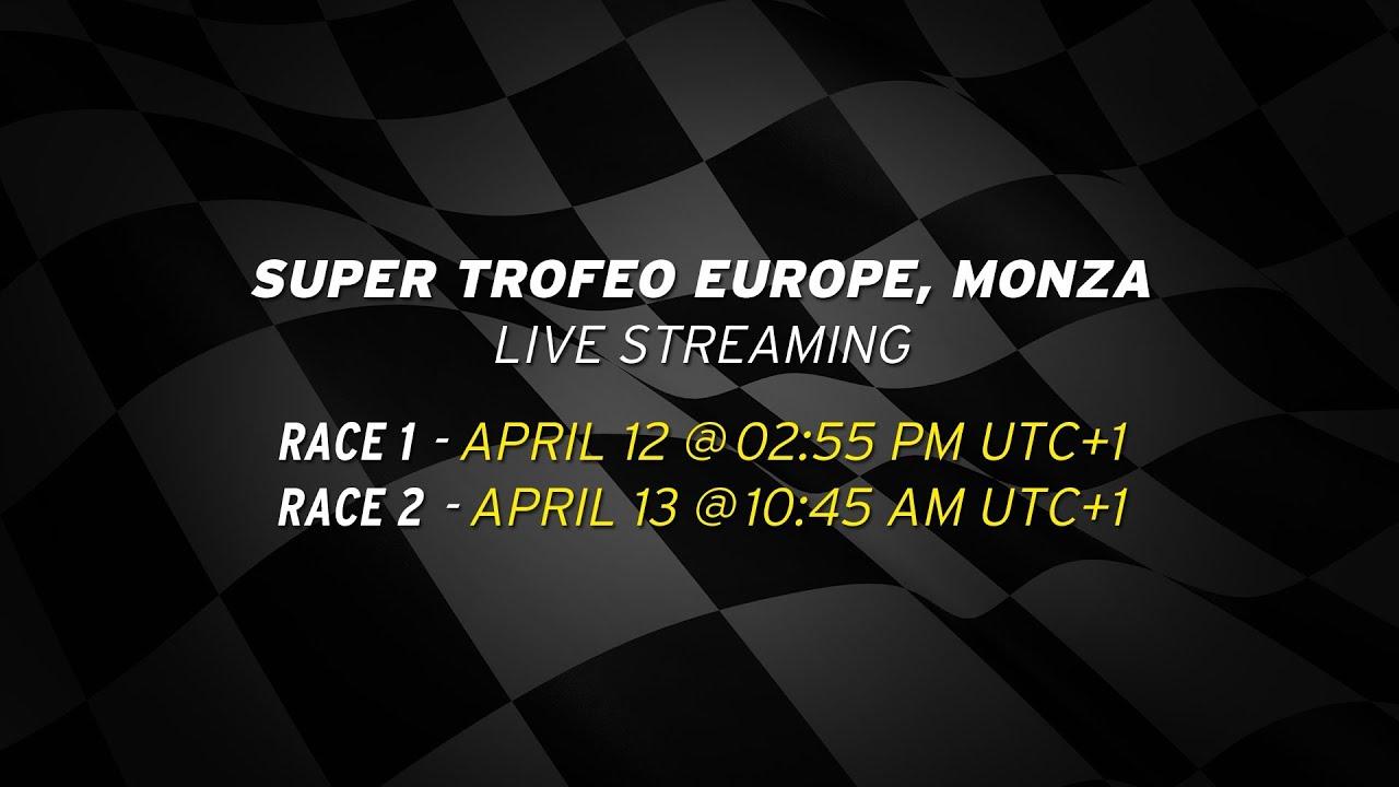Lamborghini Super Trofeo Europe 2014 - Monza: Race 1