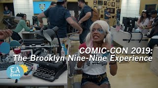 Comic-Con 2019: Brooklyn Nine-Nine Experience