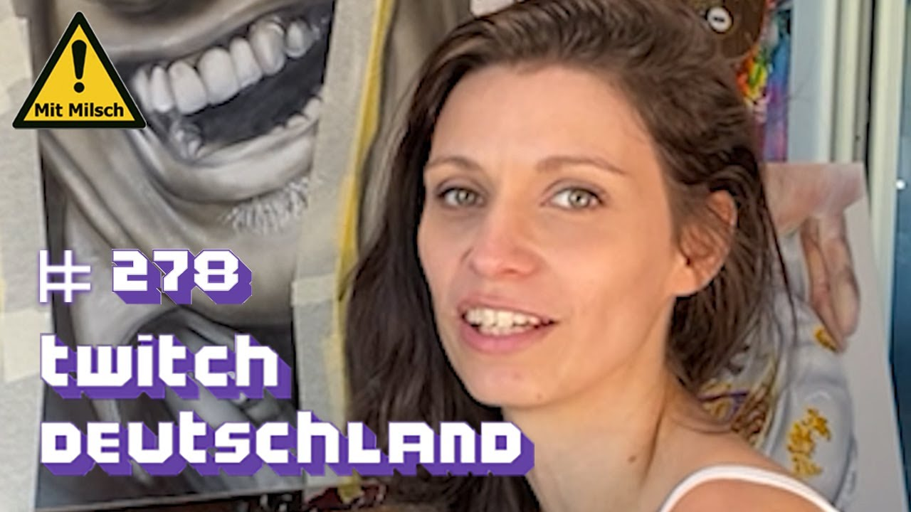 JUST CHATTING TWITCH CLIPS DES TAGES 278 [DEUTSCHLAND/GERMANY]