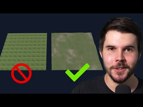 how-to-tile-a-texture-without-repetition---blender-tutorial
