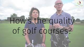 Gambar cover Greens and Grapes golf full video