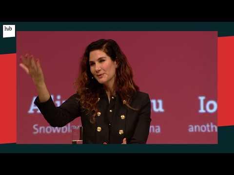 VR & Storytelling | Daniel Guthor, Adina Popescu & Ioulia Isserlis | hub.berlin 2017