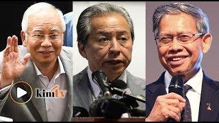 Najib ditahan SPRM, Dr M sindir Tok Pa - Sekilas Fakta 19 Sep 2018