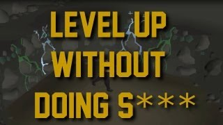 Level Up Skills Without Actually Doing Them