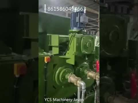 Fully Auto New Condition EVA Compound Granule Making
