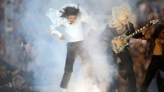 "Michael Jackson's ""Billie Jean"" Healed the World   Super Bowl XXVII Halftime Show   NFL"