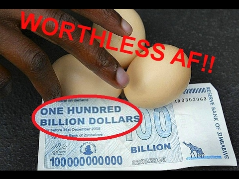 top 10 WORTLESS currencies in the world !!