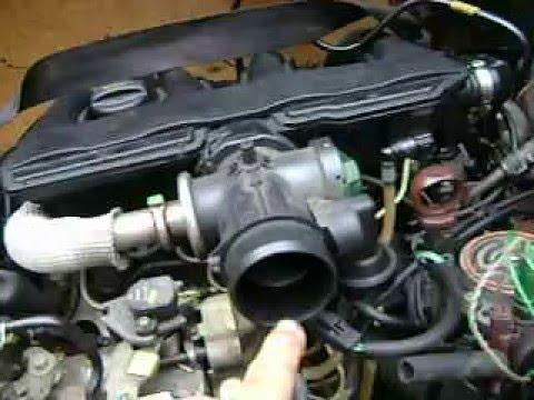 заменить двигатель 1.9d на 1,9 td ситроен