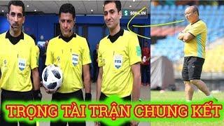 NÓNG: Lộ diện trọng tài trận Chung kết Việt Nam VS Malaysia, HLV Park trầm ngâm, lo lắng - News Tube