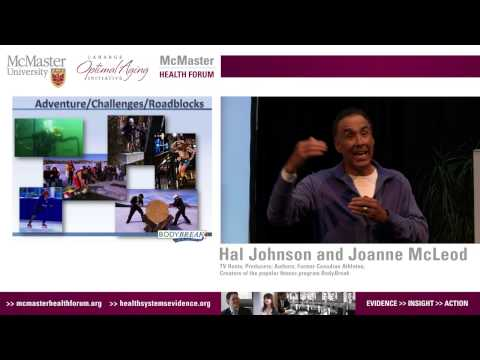 How to Form Healthy Habits for Optimal Aging | Public Talk