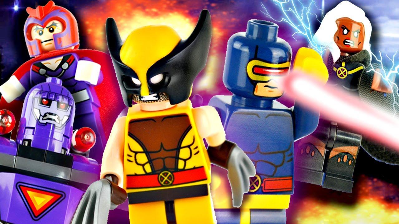 LEGO Marvel 76022 X Men Vs The Sentinel Review