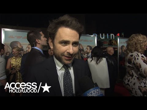 Charlie Day Reveals Why Making 'Fist Fight' Was So Physically Draining | Access Hollywood