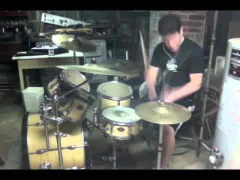 MARC - jimmy eat world - bleed american drum cover