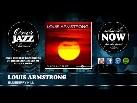 Louis Armstrong - Blueberry Hill (1949)