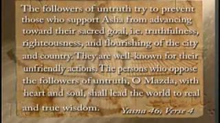 Teachings of Zartushtra  (آموزه های زرتشت), Part 3