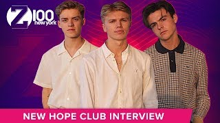New Hope Club Talk International Concerts, The Real Definition Of 'Fanny' + More
