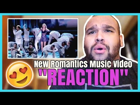 TAYLOR SWIFT - NEW ROMANTICS (MUSIC VIDEO) REACTION