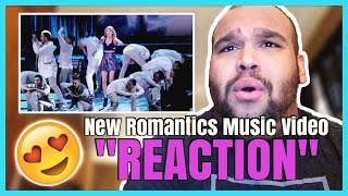 Download Video TAYLOR SWIFT - NEW ROMANTICS (MUSIC VIDEO) REACTION MP3 3GP MP4