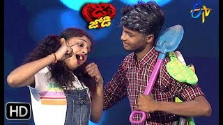 Somesh and Shresti Performance | Dhee Jodi | 17th July 2019 | ETV Telugu