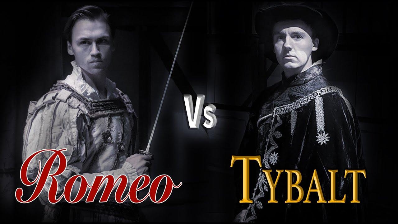Romeo vs Tybalt   Groundlings theatre tour 2019
