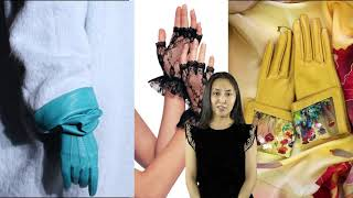 "#sabykz2019 Производство Казахстанских перчаток ""Glovy by Yuki"""