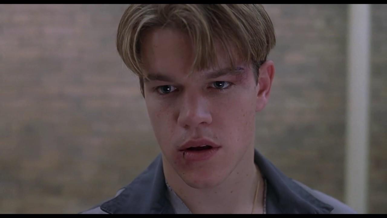 Download Good Will Hunting (1997) - Will Solves Math Challenge (Matt Damon)