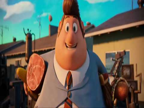 Cloudy With A Chance Of Meatballs Hungry Mayor By Eltonay