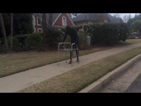 The Stalker On a Walker