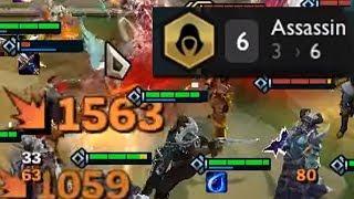 1500 Crit ZED   Teamfight Tactics Gameplay [Deutsch]