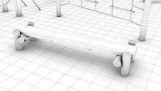 Tutorial: 3ds max AO macht mit Draht-overlays