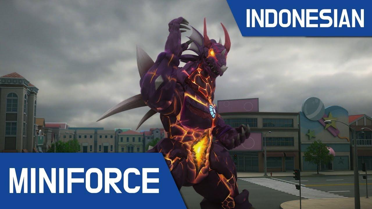 [Indonesian dub.] MiniForce sorot pertempuran #38