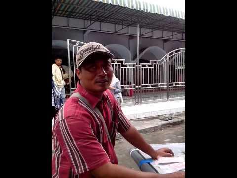 Pedagang Pentol PUN jg ngomong inggris di kampung inggris pare