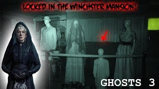 (RARE VIDEO) LOCKED IN THE WINCHESTER MYSTERY MANSION BASEMENT