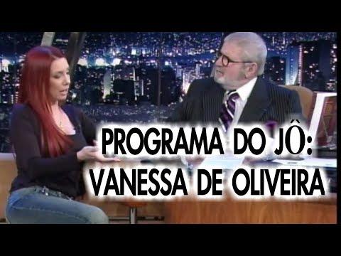 Vanessa De Oliveira No Programa Jô Soares - Você Viu?