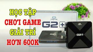Trên tay Magicsee G2 Plus - Android TV Box chỉ hơn 600k