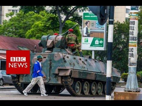 Zimbabwe army takeover: Latest Updates - BBC News