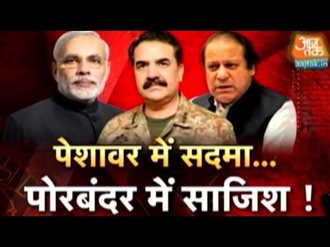 Halla Bol: Pak Def Min threatens India, calls Modi an extremist (Part 1)