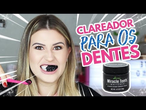 Clareador De Dentes Funciona Mesmo Youtube