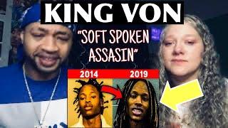King Von  The Soft Spoken Assassin #Reaction