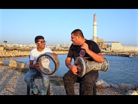 Doumbek & Bandir on the Beach