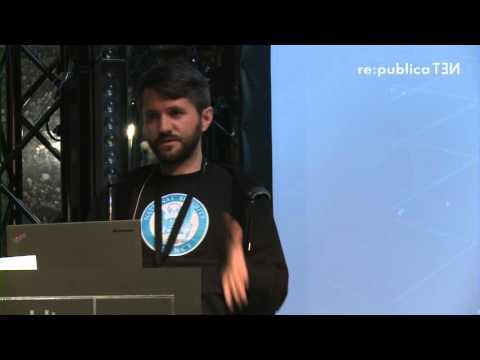re:publica 2016 – Arthur Taylor: Building an Open Source Platform for Future/Connected Mobility on YouTube