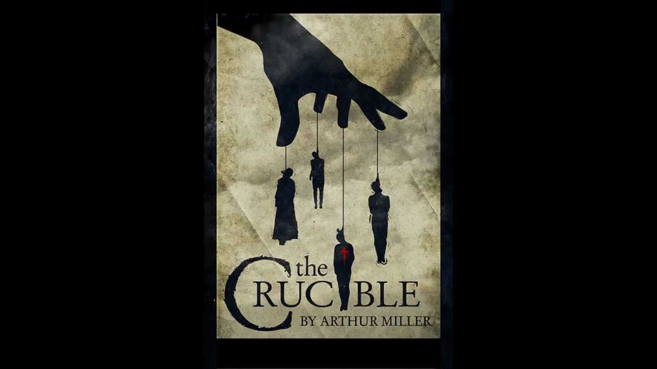 crucible arthur miller act 4 analysis your final impressio At the end of act four in arthur miller's allegorical tale, 'the crucible', the play reaches its final and conclusive climax john proctor is forced by his conscience, his reason and the authority to.