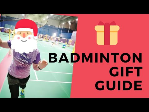 Best Gifts For Badminton Players